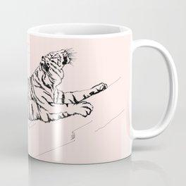 Tiger and Sun I. Coffee Mug