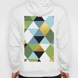 Geometric Abstract 81 Hoody