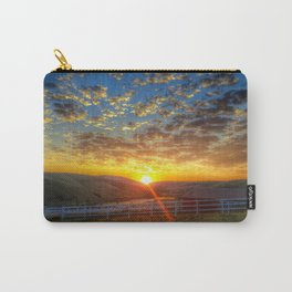 Sunrise on September 15th Carry-All Pouch