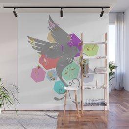 Van Goer Bird Wall Mural