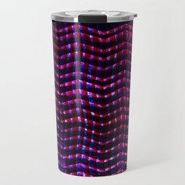 Screened violet Travel Mug