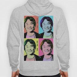 Shigeru Miyamoto Collage #2 POP Hoody