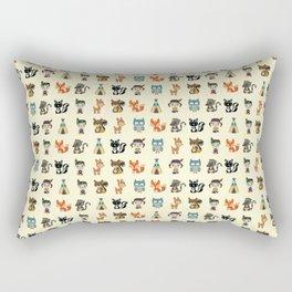 ABORIGINAL ANIMALS Rectangular Pillow