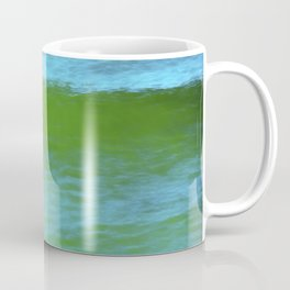 Ocean Wave Composite Coffee Mug