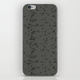 Chain Mail Texture iPhone Skin