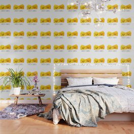 Cheesy Couple | Swiss & Cheddar Cheese Wallpaper