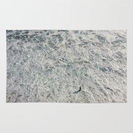 MAN AND SEA Rug
