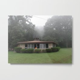 Camp for sale Metal Print