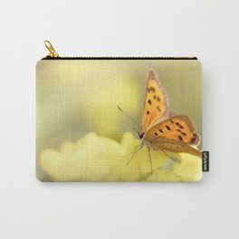 Precious Summer Gold Carry-All Pouch