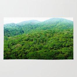 Green Hills of Hakone Rug