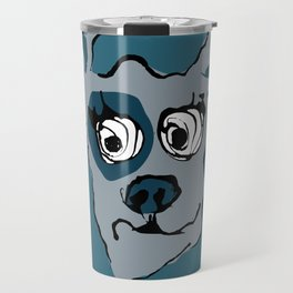Bandit - petrol Travel Mug
