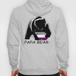 Papa Bear Asexual Hoody