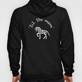 'til the morn' unicorn Hoody