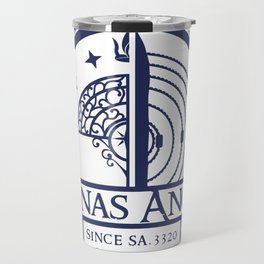 Minas Anor University Travel Mug