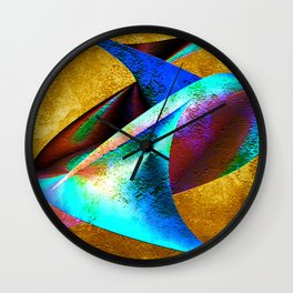 """"""" Home One """"  Wall Clock"""