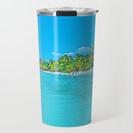 Saona Island - Art 001D Travel Mug