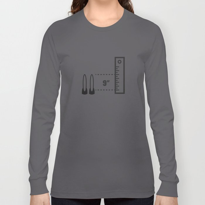 Nine Inch Nails. Long Sleeve T-shirt by bandopoly | Society6