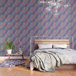 Carved Fluo Jungle #society6 #decor #buyart Wallpaper
