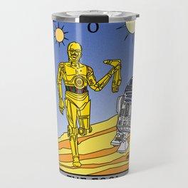 The Fool - Tarot Card Travel Mug