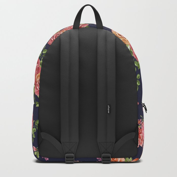 nature floral Backpack