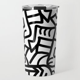 Dazed and Confused in the Morning Travel Mug