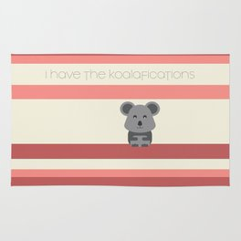 Koalafication Rug