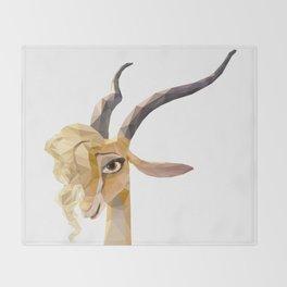 Zootopia~~Gazelle Throw Blanket