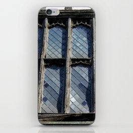 15th Century Medieval Window iPhone Skin