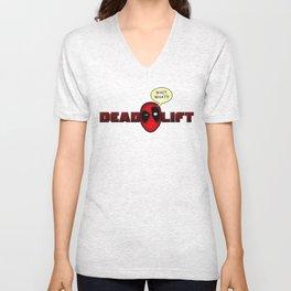 Deadlift Unisex V-Neck