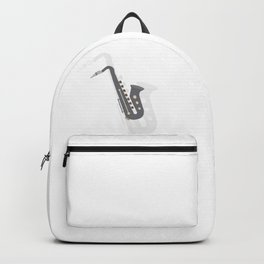 Saxophone Musical Instrument Backpack