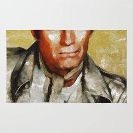 Charlton Heston by MB Rug