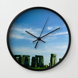 Henge Wall Clock