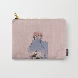 You Never Walk Alone Carry-All Pouch