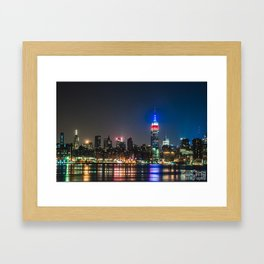 The place where everyone wants to be Framed Art Print