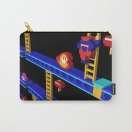 Inside Donkey Kong stage 4 Carry-All Pouch