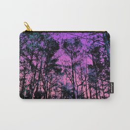 Forest (Sunset) Carry-All Pouch