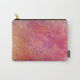 pink blast Carry-All Pouch