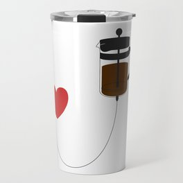 IV Coffee Travel Mug