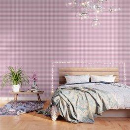 Light Pink Clamshell Pattern Wallpaper