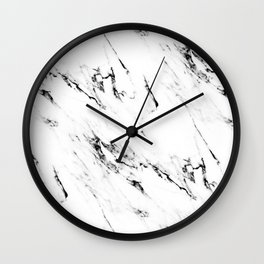 Classic Marble Wall Clock