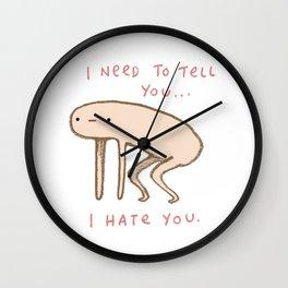 Honest Blob - Hate Wall Clock