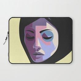 Girl in hijab Laptop Sleeve