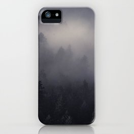 Eagle Mist iPhone Case