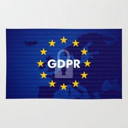 General Data Protection Regulation Rug