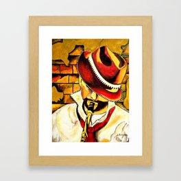 Jazz Swagg Framed Art Print
