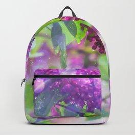 Spring rain Backpack
