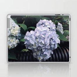 Hydrangeas & Hose Laptop & iPad Skin