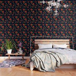 Red Poppies Field Wallpaper