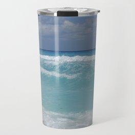 Carribean sea 3 Travel Mug