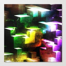unibox Canvas Print